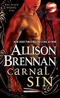 Carnal Sin (Seven Deadly Sins #2)