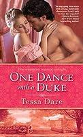 One Dance with a Duke (Stud Club, #1)