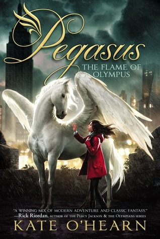 Ebook The Flame Of Olympus Pegasus 1 By Kate Ohearn
