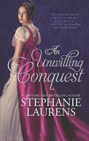 An Unwilling Conquest  (Regencies, #7; Lester Family, #3)