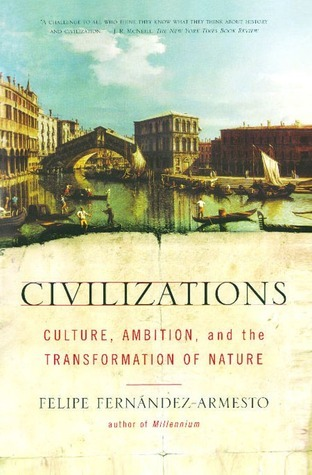 Civilizations Culture, Ambition, and the Transformation of Nature