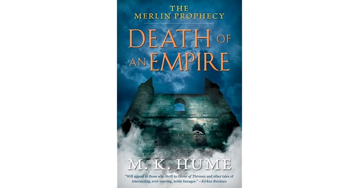 the merlin prophecy book one battle of kings hume m k