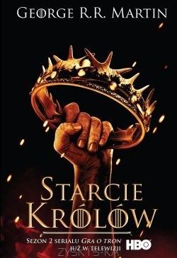 Starcie królów by George R.R. Martin