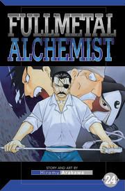 Fullmetal Alchemist 24 by Hiromu Arakawa