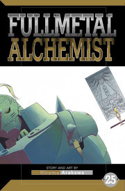 Fullmetal Alchemist 25 by Hiromu Arakawa
