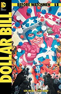 Before Watchmen: Dollar Bill (One-Shot)