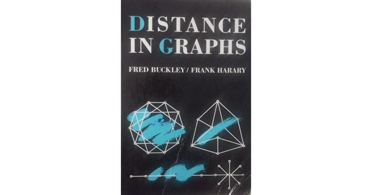 distance in graphs buckley harary ebook