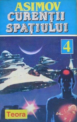 Curenții spațiului by Isaac Asimov