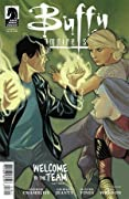 Buffy the Vampire Slayer: Welcome to the Team, Part 3