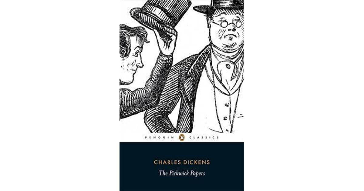 pickwick papers book review