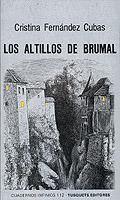 Los Altillos De Brumal (Cuadernos Infimos)