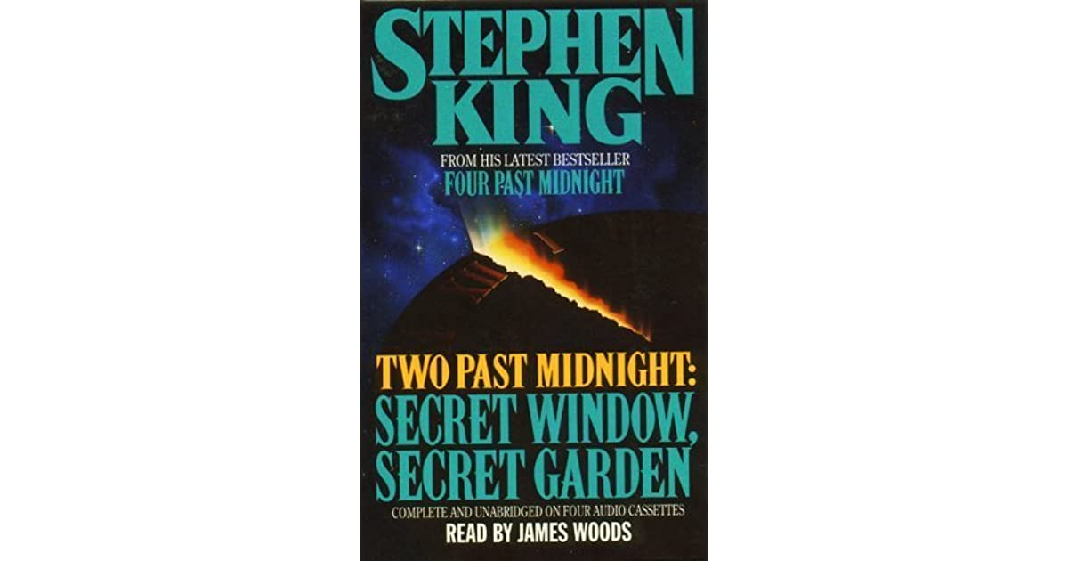 Two Past Midnight Secret Window Secret Garden By Stephen King