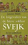 De lotgevallen van de brave soldaat Švejk in de wereldoorlog by Jaroslav Hašek