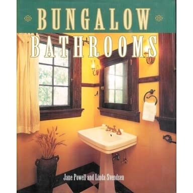 Bungalow Bathrooms By Jane Powell