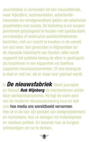 De Nieuwsfabriek by Rob Wijnberg