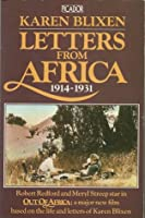 Letters from Africa: 1914-1931