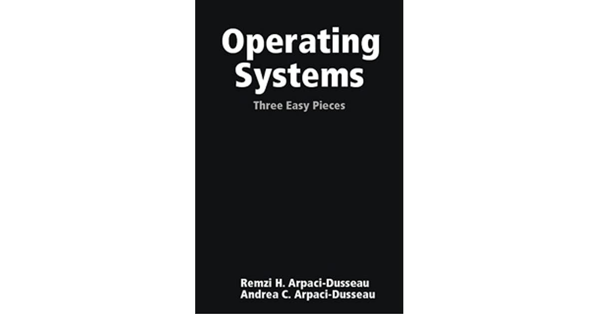 Modern Operating Systems Ebook