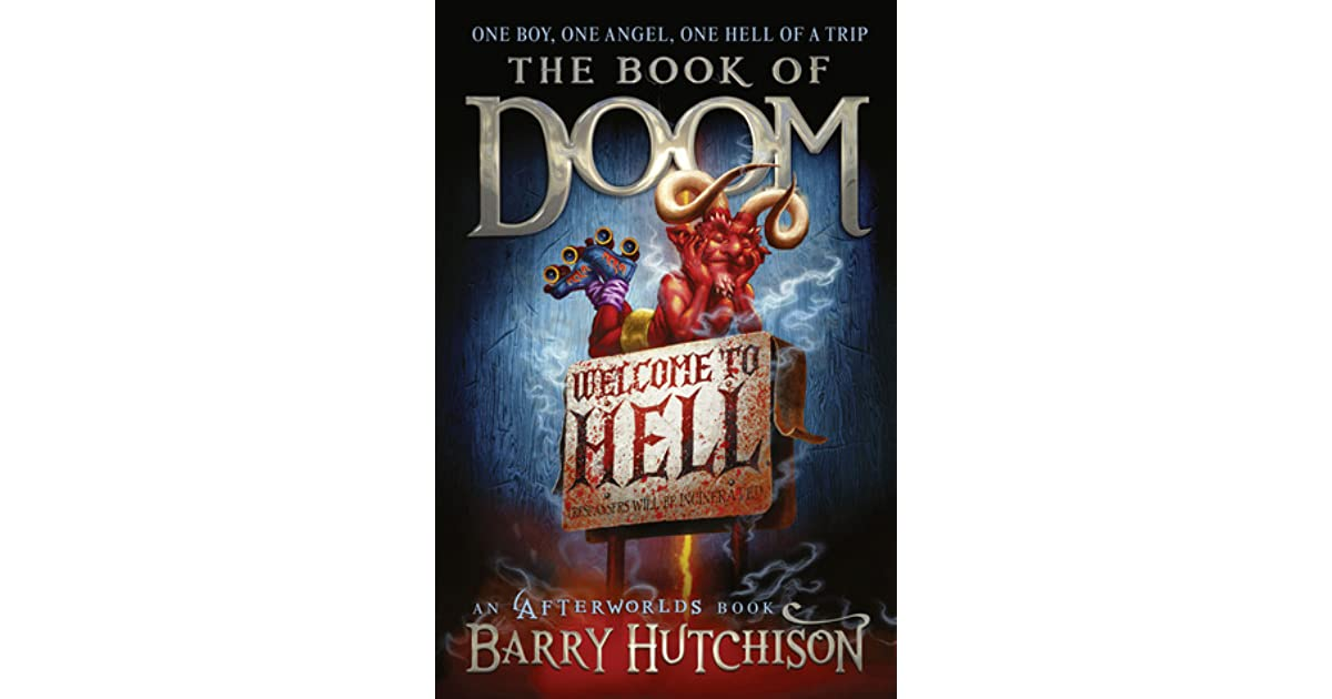 Afterworlds: The Book of Doom by Barry Hutchison | LoveReading