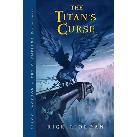 Percy Jackson Book 3 Ebook