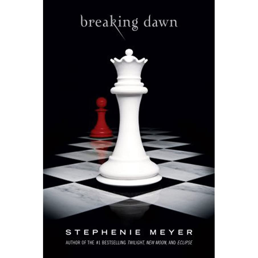 Ep 351 - Twilight: Breaking Dawn, by Stephenie Meyer