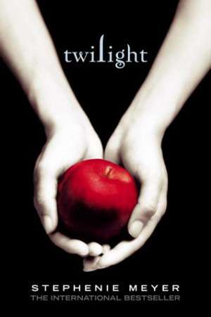 "Cover of Stephanie Meyer's ""Twilight"""