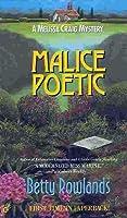 Malice Poetic (Melissa Craig, #5)