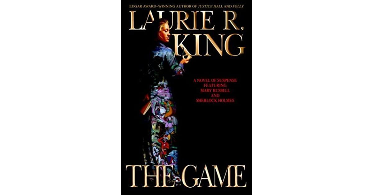 Ebook The Game Mary Russell 7 By Laurie R King