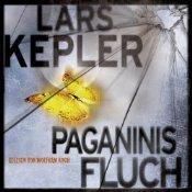 Paganinis Fluch (Joona Linna, #2)