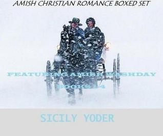 Amish Romance Boxed Set 1-4 (Amish Washday #1-4)