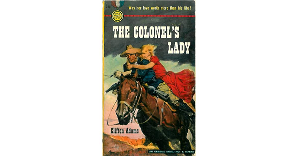 the colonels lady a novel