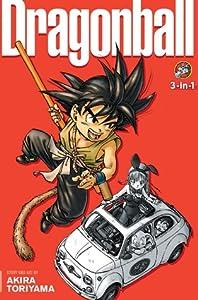 Dragon Ball (3-in-1 Edition), Vol. 1: Includes vols. 1, 2  3