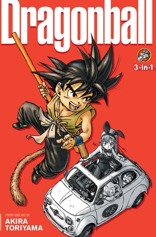 Dragon Ball (3-in-1 Edition), Vol. 1: Includes vols. 1, 2  3