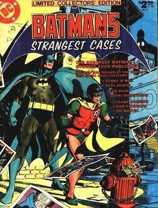 Limited Collectors' Edition Batman's Strangest Cases
