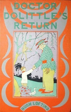 Doctor Dolittle's Return by Hugh Lofting