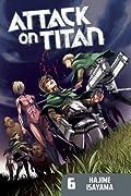 Attack on Titan, Vol. 6
