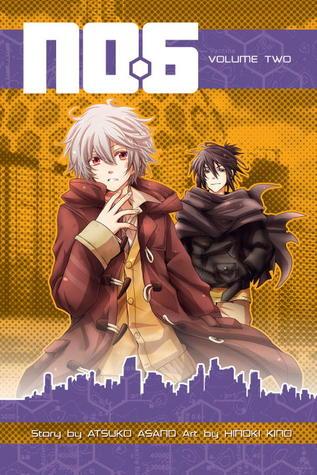 No. 6: The Manga, Volume 02