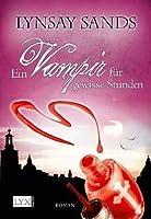 Ein Vampir für gewisse Stunden (Argeneau, #6)