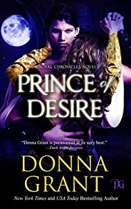 Prince of Desire (The Royal Chronicles # 1)