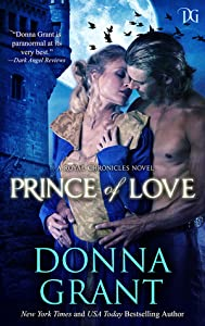 Prince of Love (The Royal Chronicles, #3)