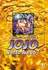 Le bizzarre avventure di Jojo n. 36: Vento Aureo n. 7