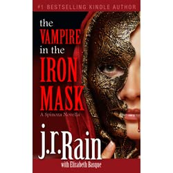 The Vampire In Iron Mask Spinoza Series 3 By JR Rain
