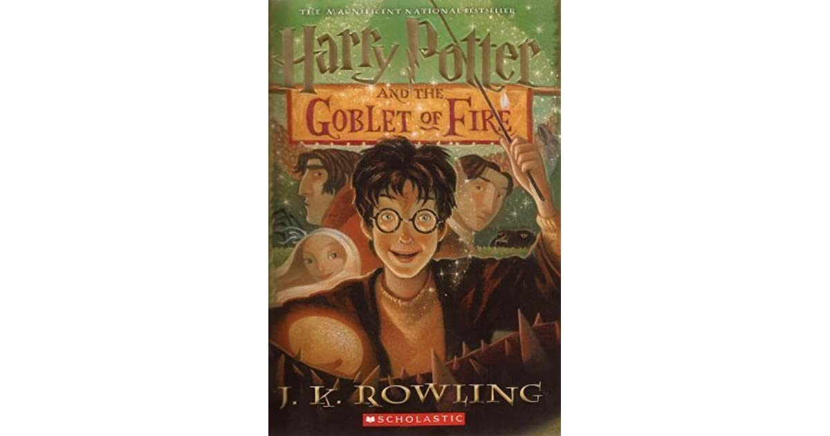 book report on harry potter and the goblet of fire Directed by mike newell, the fourth installment to the harry potter series finds harry (daniel radcliffe) wondering why his legendary scar -- the famous result of a death curse gone wrong -- is aching in pain, and perhaps even causing mysterious visions.