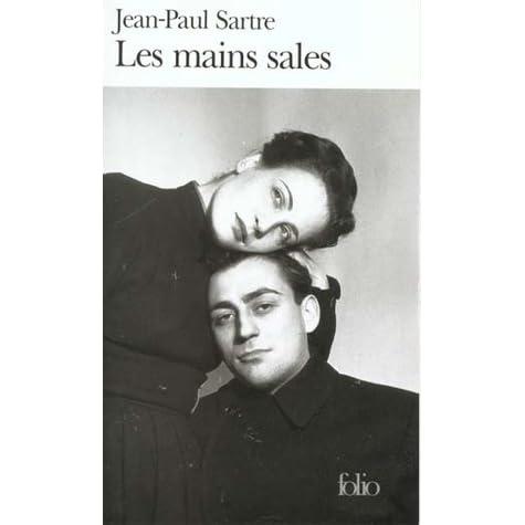 Les Mains sales by Jean-Paul Sartre