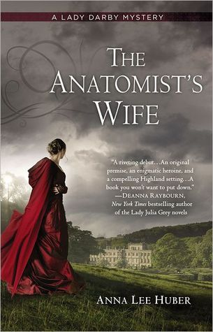 The Anatomist's Wife (Lady Darby Mystery #1)