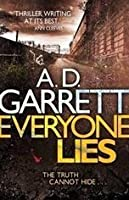 Everyone Lies (DCI Kate Simms & Professor Nick Fennimore, #1)