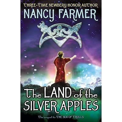 The Land of the Silver Apples (Sea of Trolls Trilogy (Paperback))