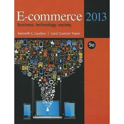 C book pdf commerce by laudon kenneth e