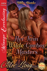 Her Twin Wilde Cowboy Masters