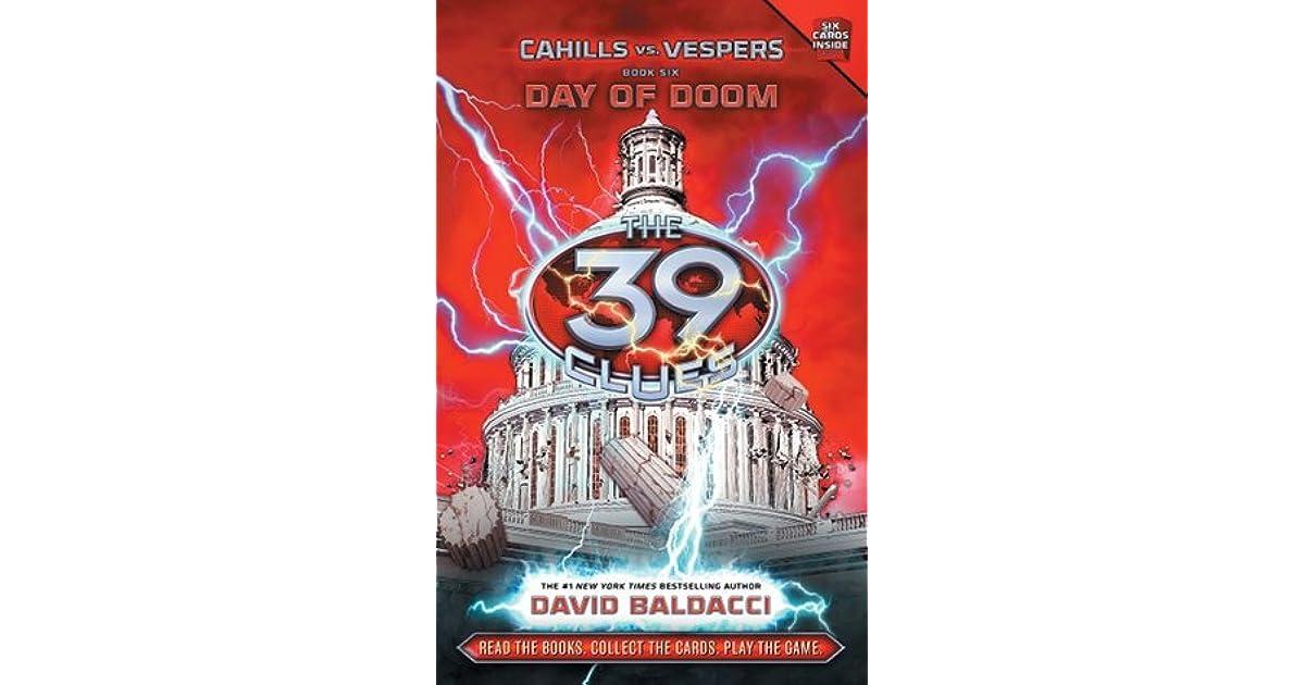 Day of Doom by David Baldacci