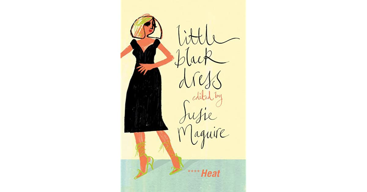 Little Black Dress By Susie Maguire